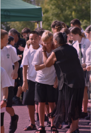 Start of School Powhiri